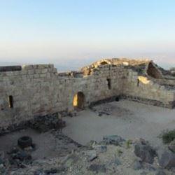 חניון לילה - גן לאומי כוכב הירדן