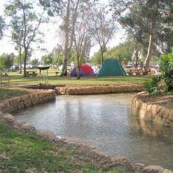 חניון לילה - גן לאומי מעיין חרוד