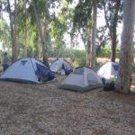 חניון לילה - גן לאומי ירקון