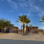 """חניון לילה - גן לאומי ממשית - """"החאן הנבטי"""""""