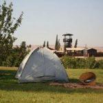 חניון לילה - גן לאומי גן השלושה (הסחנה)